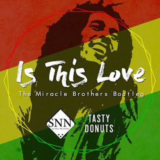 Bob Marley - Is This Love (The Miracle Brothers Bootleg)