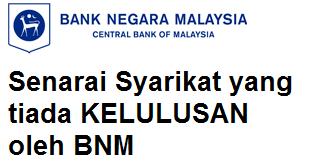 Bank negara indonesia forex blacklist