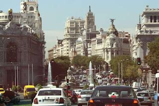 Parking en el centro de Zaragoza