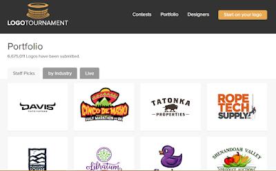ini mengambarkan memang ajang profesional Kamu dapat buat logo? Tunjukan skillmu! Inilah cara mendaftar di Logotournament.com