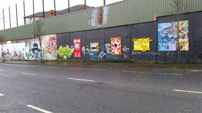 Muro de la Paz Belfast