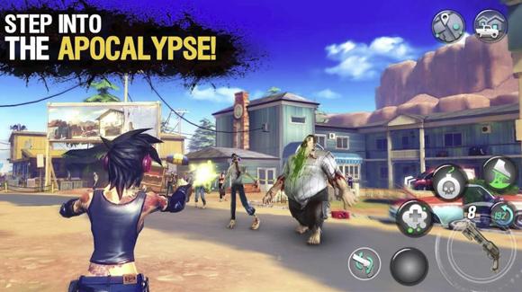 Dead Rivals Zombie MMO Mod Apk v1.0.0d Open World Terbaru