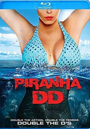 Piranha 3DD 2012 BRRip 270MB Hindi Dual Audio 480p Watch Online Full movie Download bolly4u