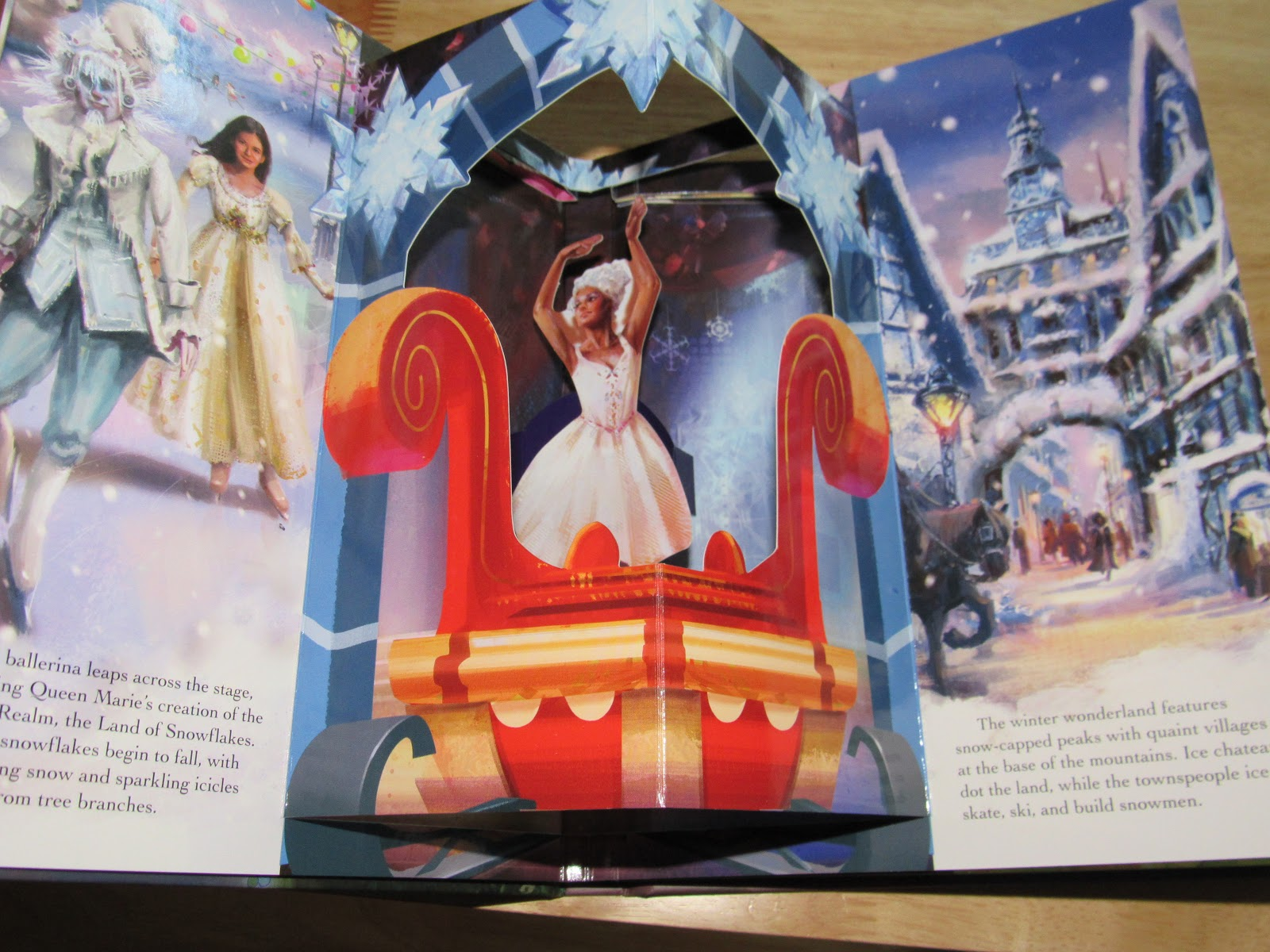 Mail4Rosey: Disney The Nutcracker and the Four Realms: A