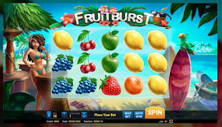 Fruitburst fruity slots