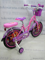 18 Inch Element BabyChic Kids Bike