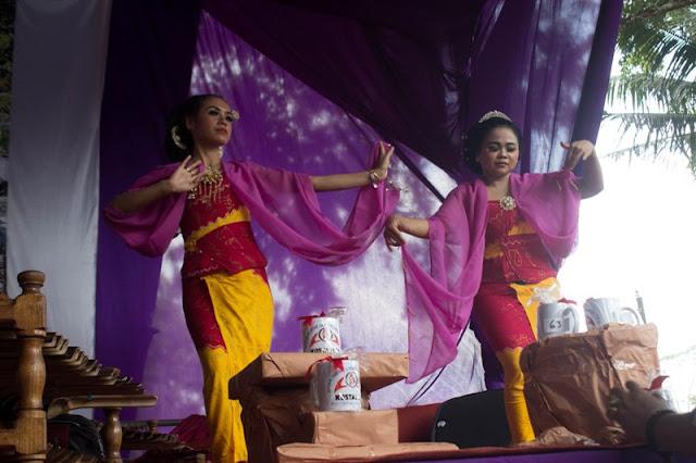 Kelompok Tani Hutan ikut Melestarikan Seni Budaya Tradisional