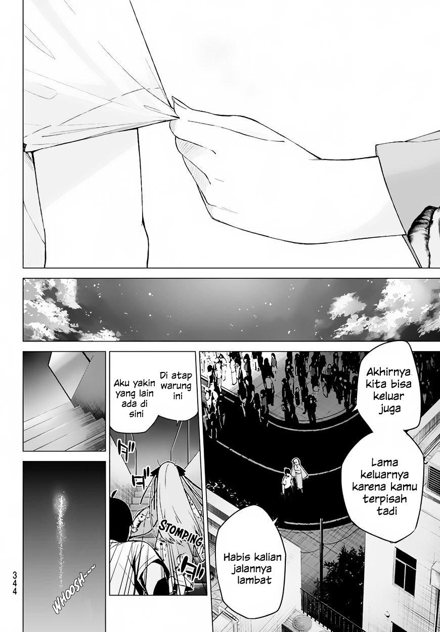 Baca Manga Go-toubun No Hanayome Chapter 8 Bahasa Indonesia