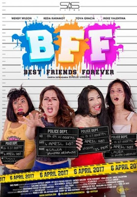 Trailer Film Best Friend Forever 2017