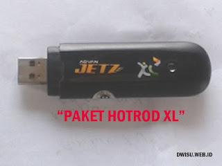 Paket Hotrod XL