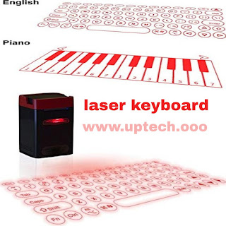 Virtual laser projection keyboard | serafim keybo