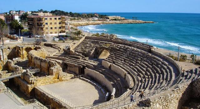 Tarragona na Catalunha