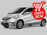 Pemesanan Mobil Honda Freed Bandung