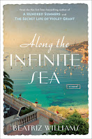 Review of Along the Infinite Sea by Beatriz Williams
