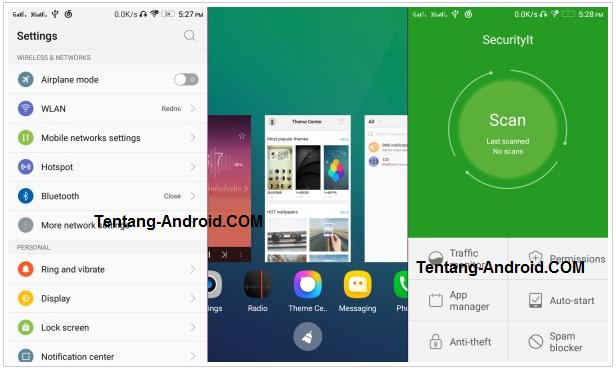 ROM VibeUI 2.5 For Xiaomi Redmi 2