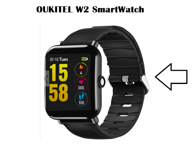OUKITEL W2 SmartWatch Specs,price,Features