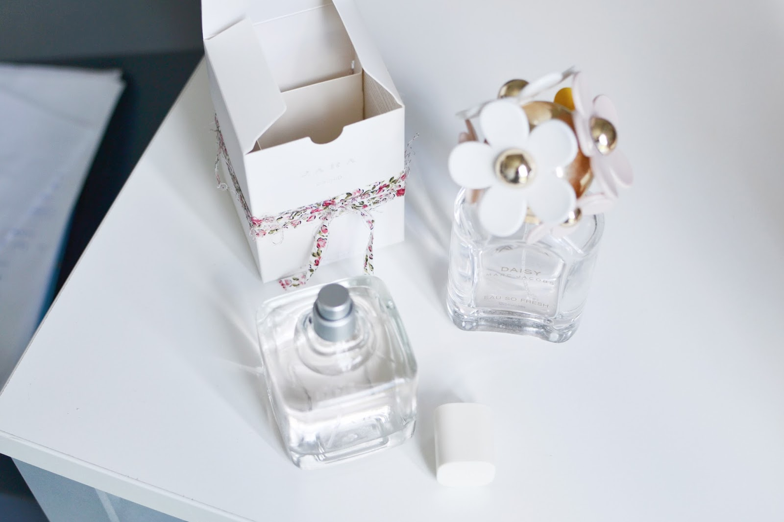 perfume review zara orchid perfume daisy eau so fresh