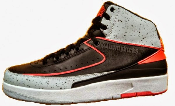 9d9c559506f74a Air Jordan 2 - 2014 Summer Retros ~ Freshly Laced