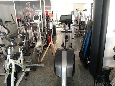 Fitness spor aletlerinde elektromanyetik radyasyon ölçümü hizmeti