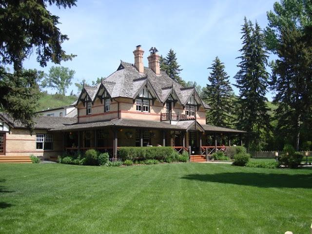 Ranche Resort Artisan Gardens Canada