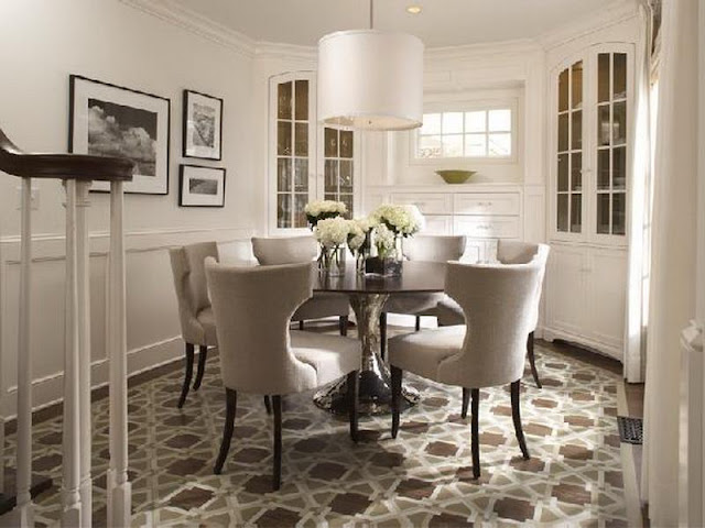 Choosing a Modern Dining Table Choosing a Modern Dining Table nice dining room table chairs with special round kitchen table sets