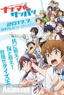 Nana Maru San Batsu -  2017 Poster