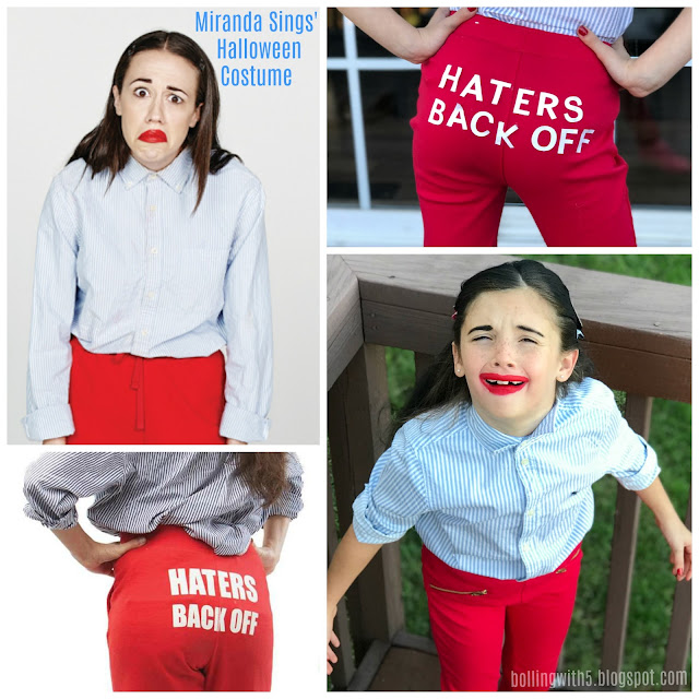 Bolling With 5 Miranda Sings Look A Like