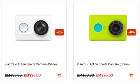 Harga Murah Xiaomi Yi Cam Di Malaysia