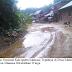 Jalan Nasional Mamasa Becek dan Berlumpur