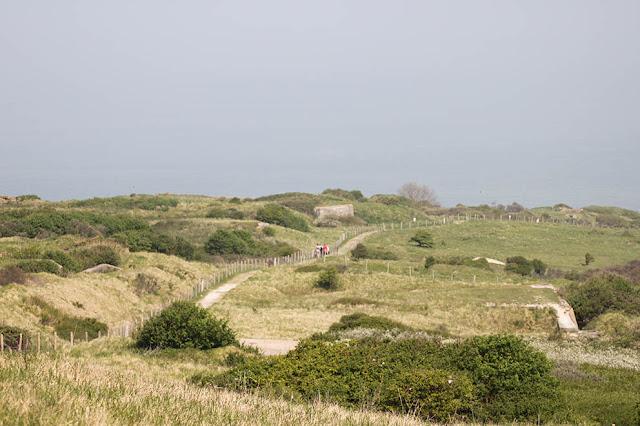 Bunkers autour Lindemann
