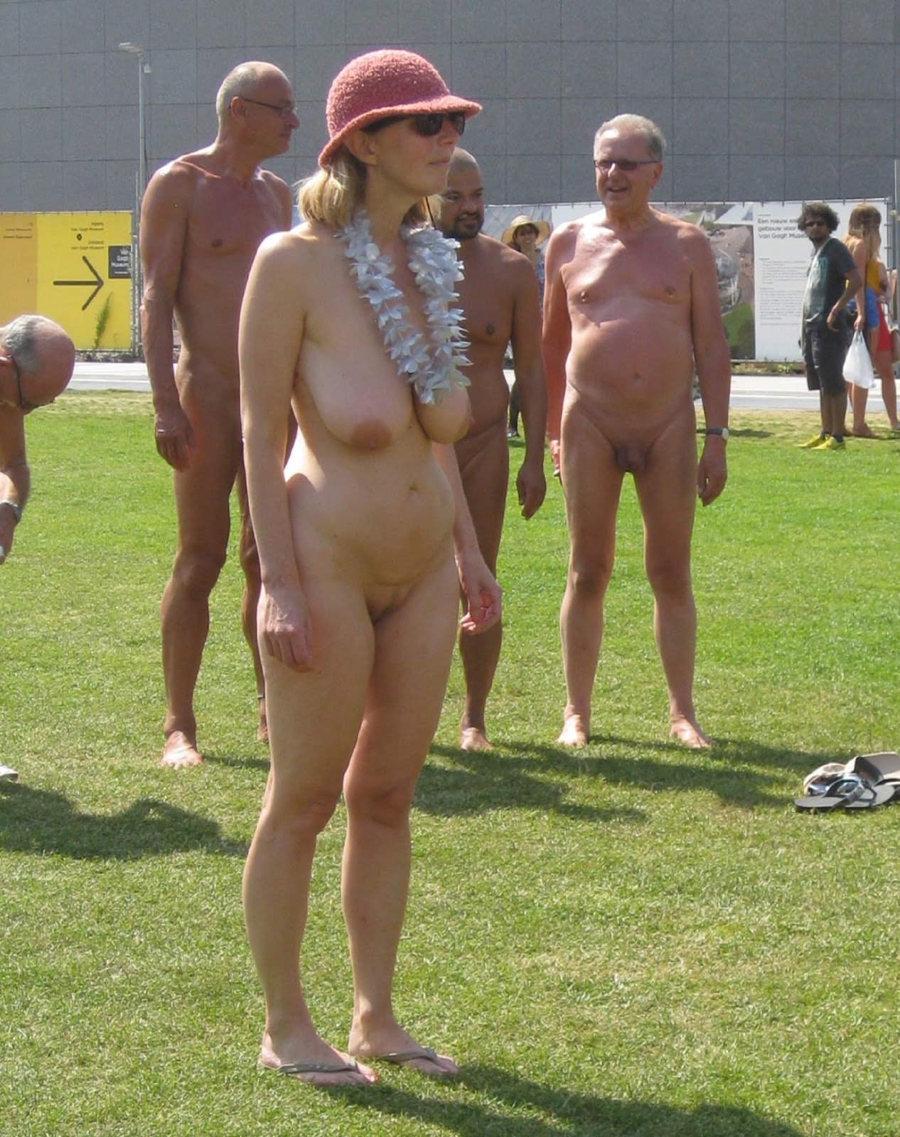 public nudity project amsterdam netherlands