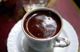 Рецепт румынского кофе с какао