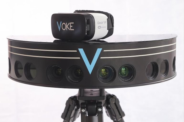 Intel buys virtual reality specialist Voke