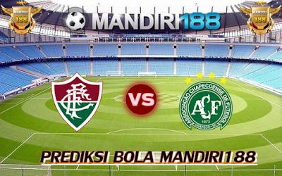 AGEN BOLA - Prediksi Fluminense vs Chapecoense 4 Juli 2017