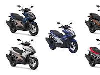 Daftar Harga Motor Aerox Lengkap dan Terbaru dari Moladin
