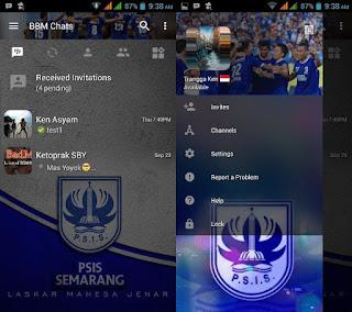 BBM Mod PSIS Semarang