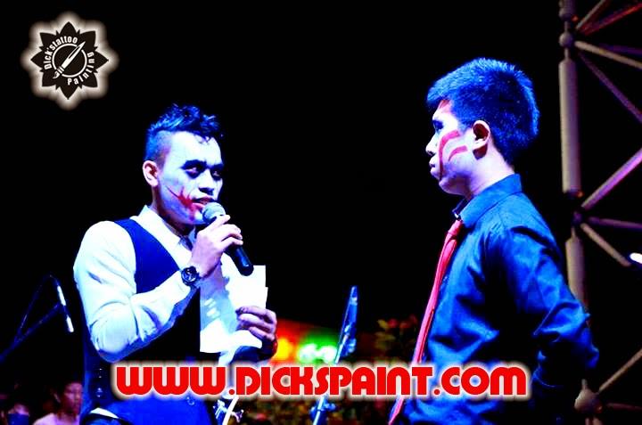 face painting jakarta
