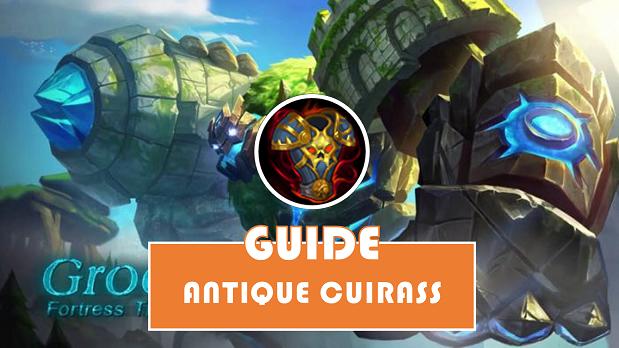Antiquie Cuirass Guide - Mobile Legends