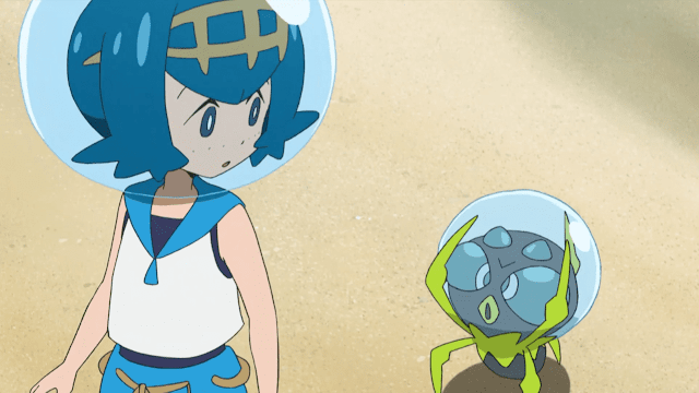 Capitulo 28: Pokémon Sol y Luna Ultraaventuras latino