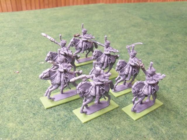 Perry Hussars Renegade Imperial Guard astra militarum Rough Riders