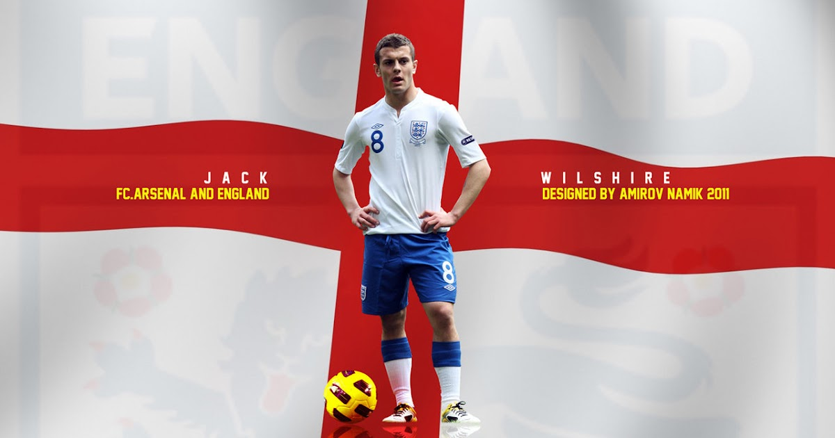 All Football Players: Jack Wilshere Hd Wallpapers 2012