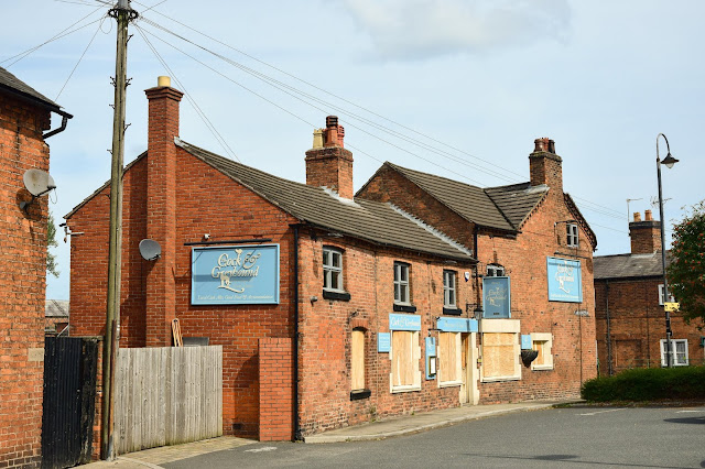 formerly The Greyhound