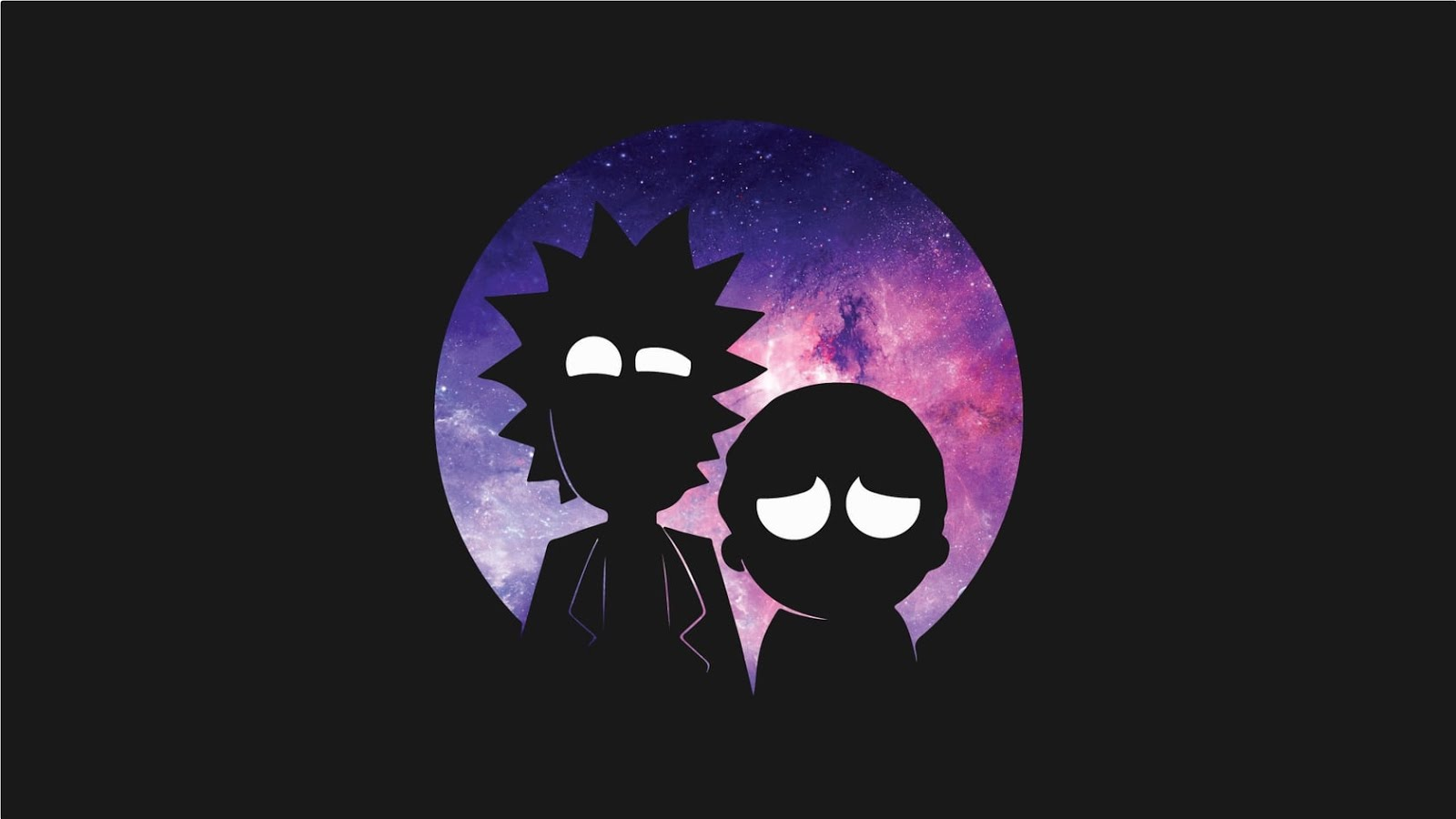 cool rick and morty wallpaper