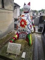 Le Chat de Niki de Saint Phalle