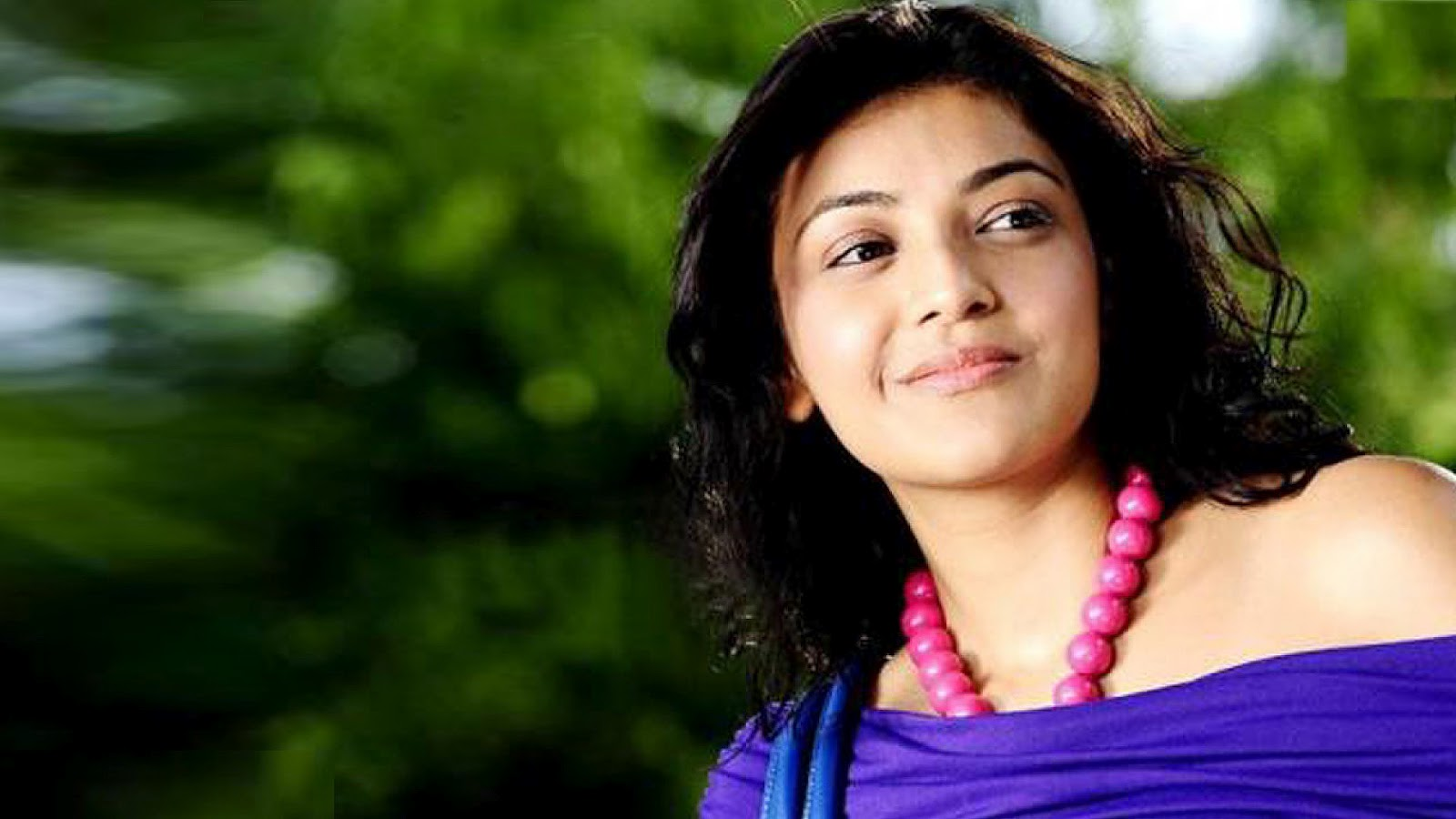 Kajal Agarwal Hd Wallpapers: Beautiful Actress Kajal Wallpapers