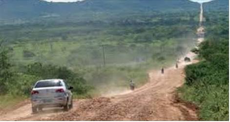 Pavimentação do trecho Carié-Inajá começa em fevereiro, garante Renan Filho
