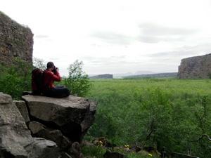 Canyon d'Ásbyrgi - Voyage Ásbyrgi - Itinéraire de Ásbyrgi Canyon