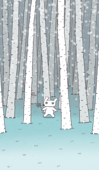Hey Bu!-Secret Forest ver.8