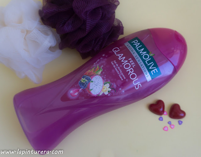 gel palmolive glamourous