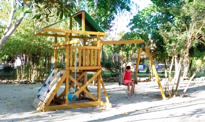Children's Park at Bluewater Panglao